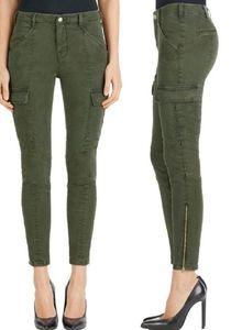 J Brand Houlihan Mid-rise Skinny Cargo Pants